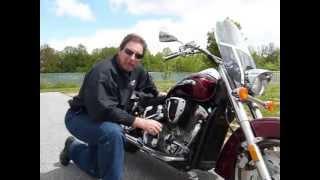 6. 2006 Honda VTX1300R stock #9-3916 demo ride & walk around @ Diamond Motor Sports