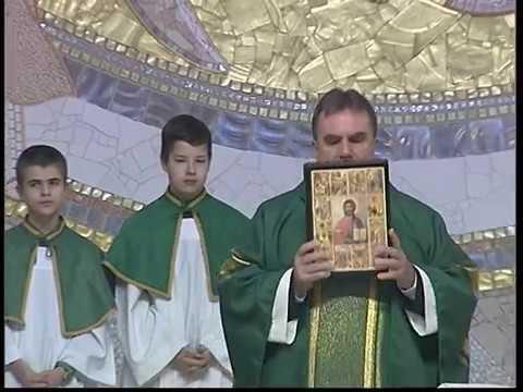 2017-02-12 Vasárnapi szentmise a Gazdagréti Szent Angyalok Plébánián