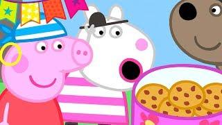 Peppa Pig Português Brasil Completo O TESORO PIRATA Especial de Carnaval HD 4K  Peppa Pig
