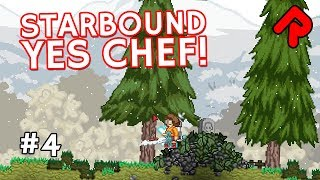 We explore the many recipes in Starbound Yes Chef & More Farming mods, crafting different types of booze for our Tiki Bar!