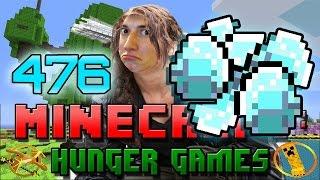 Minecraft: Hunger Games w/Mitch! Game 476 - CRAZY DIAMONDS GAME!