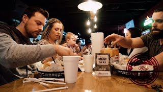 Video Extended Family Date Night at R&R BBQ MP3, 3GP, MP4, WEBM, AVI, FLV Maret 2018