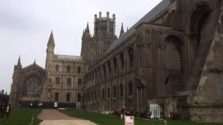 Ely United Kingdom  city photo : Ely Cathedral,the Best Cathedral in UK