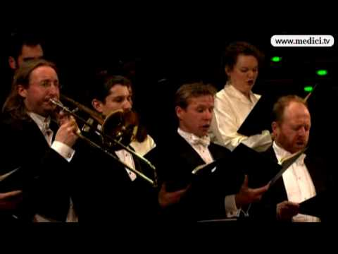 Sir John Eliot Gardiner performs Mozart, Mass in C minor (messe en ut)