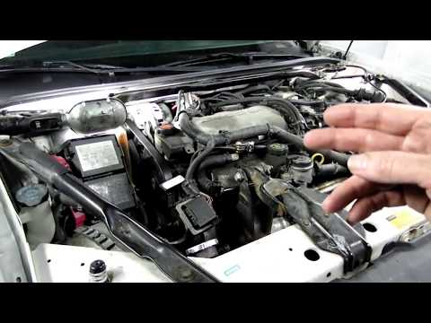 how to flush cooling system el falcon