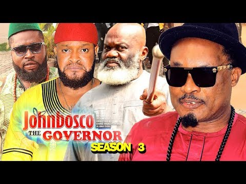 Johnbosco The Governor Season 3 - (new Movie) 2019 Latest Nigerian Nollywood Movie Full Hd
