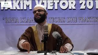 Baba im nuk më len me ardhë në Xhami (Ngjarje në Shkodër) - Hoxhë Gilman Kazazi