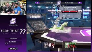 If at First You Don't Succeed, Forward-Smash Them Again – A Fuzz Combo Video