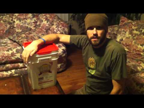 MONTHLY PREP GEAR GIVEAWAY#2 PREP S.O.S FOOD SUPPLY GIVEAWAY ENDS 12/21/2013