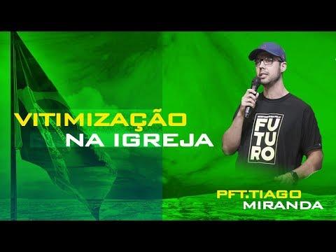 14/09/2018 - Vitimização na Igreja - Profeta Tiago Miranda
