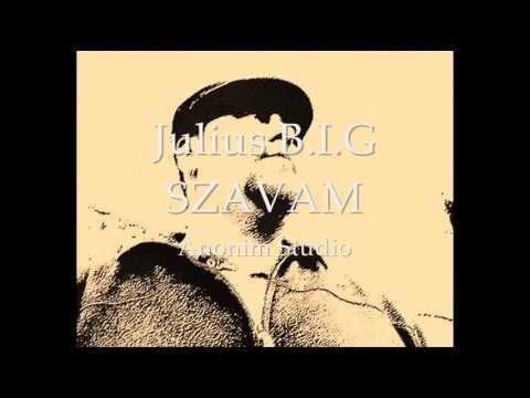 Julius B.I.G - SZAVAM !! ( Anonim Studio )