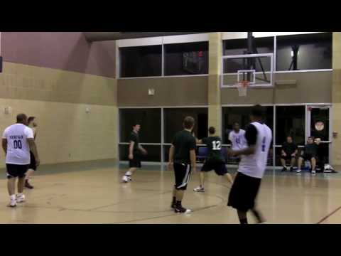 Funny basketball video