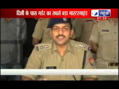Video Police busted a gang of criminals in Ghaziabad download in MP3, 3GP, MP4, WEBM, AVI, FLV January 2017