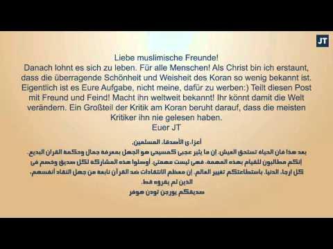 Jrgen Todenhöfer über den Koran
