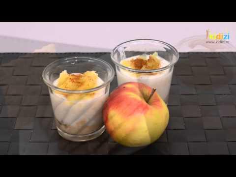 Desert armonie cu mere