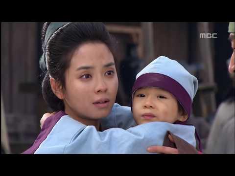 [고구려 사극판타지] 주몽 Jumong 주몽과 소서노의 혼례식 바라보는 유리 모자