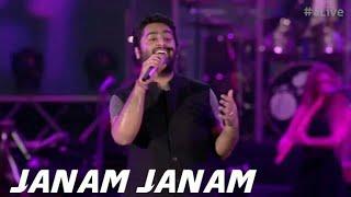 Janam Janam   Mtv India Tour   Arijit Singh Live