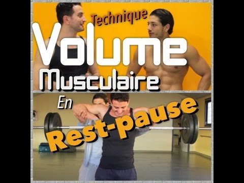 comment prendre rapidement du volume musculaire