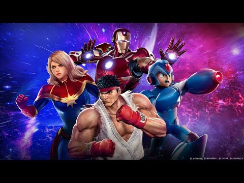 Marvel Vs Capcom Infinite - ПЕРВЫЙ ВЗГЛЯД