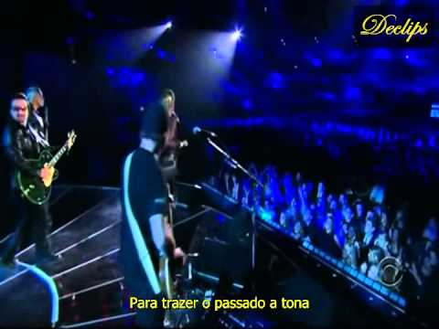 U2 Ft.  Mary J. Blige   One - LIVE ( Legenda - BR)