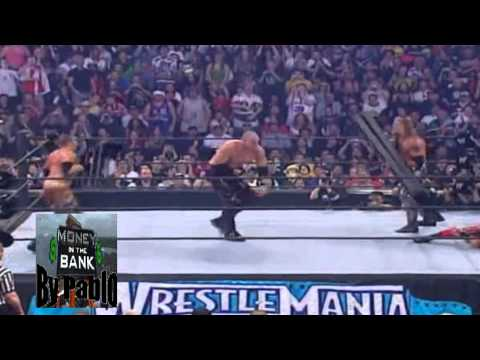 WWE Wrestlemania 21 - Money In The Bank Highlights HD