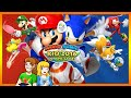 Mario Sonic At The Rio 2016 Olympic Games Kwing Vs Kwif