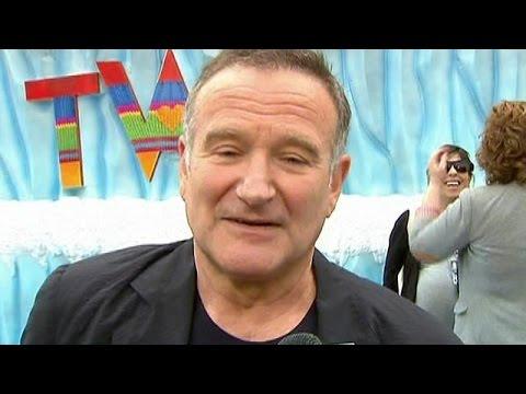 Acteur Robin Williams, 63, overleden