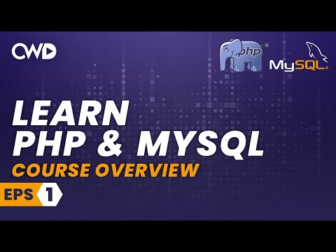 Course Overview | PHP for beginners | PHP Programming | Learn PHP in 2020