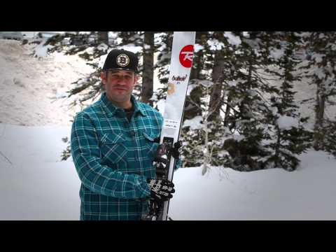 2014 Rossignol Saffron 7 Ski Overview