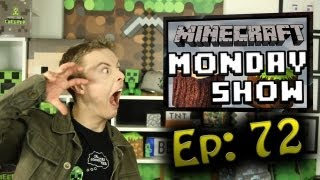 Minecraft Monday Show: NEW Halloween, Minecon, and YOU the Youtuber: Ep 72