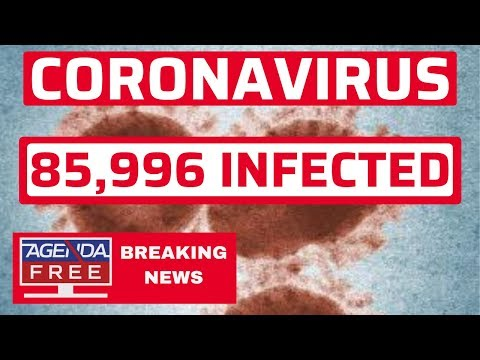 Coronavirus Outbreak: 85,996 Cases - LIVE BREAKING NEWS VIRUS COVERAGE видео