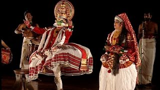 Kathakali - the dance drama