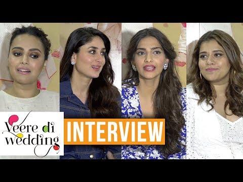 Kareena Kapoor, Sonam Kapoor, Swara Bhasker Veere