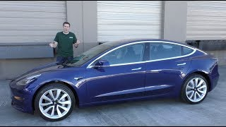 Video Here's Why the Tesla Model 3 Is the Coolest Car of 2017 MP3, 3GP, MP4, WEBM, AVI, FLV Desember 2017