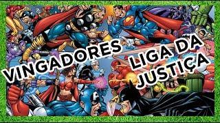Conheça alguns encontros entre os herois da Marvel e DC. Se inscreva no canal: http://bit.ly/inuvlog➤ PERFIL PESSOAL: https://www.facebook.com/alexandre.villar.3➤ WHATSAPP: 13981158230➤ FANPAGE: https://www.facebook.com/inu.vlog➤ TWITTER: https://twitter.com/INUVLOG➤ INSTAGRAM: https://www.instagram.com/inuvlog/➤GRUPO NO FACEBOOK: https://www.facebook.com/groups/inuvlog➤CONTATO: inuvlog@gmail.com➤LOJINHA: https://goo.gl/omnUmzLojas parceiras:TATTOOMICS - Quadrinhos e TatuagensRua Princesa Isabel, 265 Altos - Santos, SPhttps://www.facebook.com/tattoomicsEMPÓRIO HQRua Teodoro Sampaio, 2550 - Loja 18 - PinheirosSão Paulo, SPhttps://www.facebook.com/emporiohqJOGUE DE GRAÇA O JOGO DO DESCE A LETRA https://apps.facebook.com/descealetrabros/COMENTEM E PARTICIPEM ;D