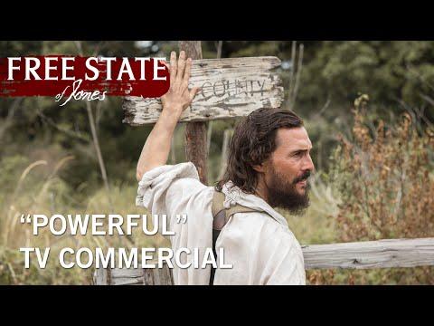 Free State of Jones (TV Spot 'Powerful')