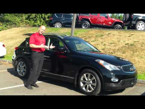 2008 Infiniti EX35 AWD review