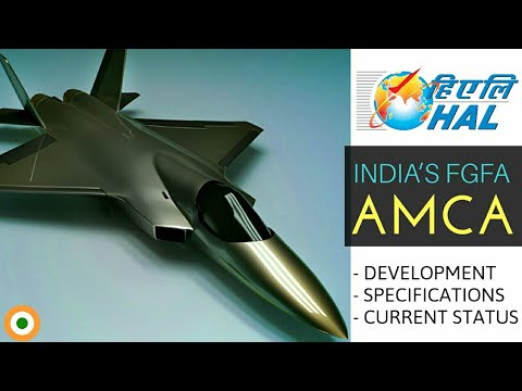 HAL AMCA - All Updates About India's...