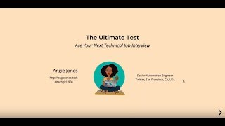The Ultimate Test: Ace Your Next Technical Interview