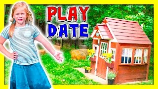 ASSISTANTS Backyard A Play Date TheEngineeringFamily Funny Kid...