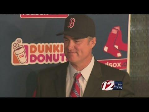 Sox Introduce John Farrell as Manager