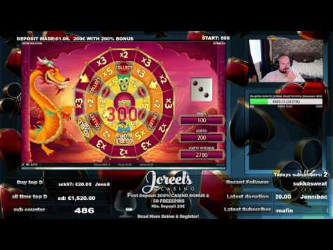 Lucky Shake Works!! Bonus Wheel Gives Big Win At Koi Princess Slot!