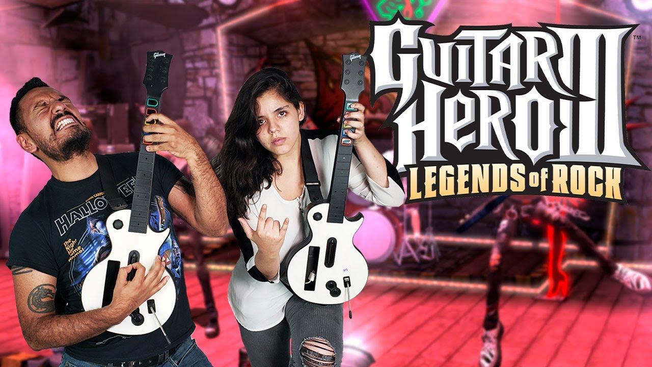 Rockeando en Guitar Hero 3: Legends of Rock – Replay