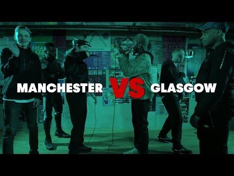 MANCHESTER VS GLASGOW | GRIME-A-SIDE 2017: QUARTER FINAL @RedBull_Music