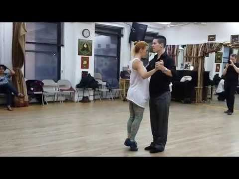 Argentine Tango workshop – Melina Brufman & Sergio Diaz: Turns