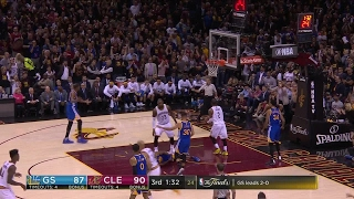 Quarter 3 One Box Video :Cavaliers Vs. Warriors, 6/6/2017