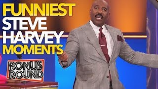Video FUNNIEST Steve Harvey Family Feud Moments January 2019! Family Feud MP3, 3GP, MP4, WEBM, AVI, FLV Maret 2019