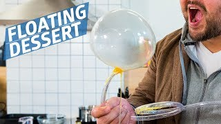 How to Actually Make an Edible Helium Balloon — You Can Do This! by Eater