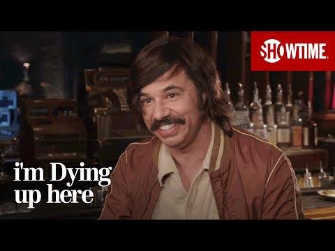 Al Madrigal on Edgar | I'm Dying Up Here | Season 1