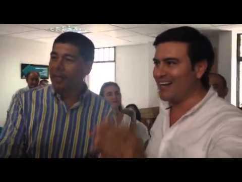 Arango y Toledo hablan sobre la firma de un pacto a favor de los cerros tutelares